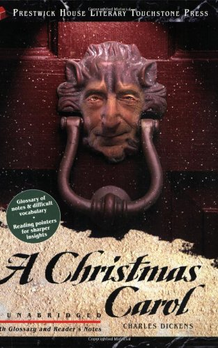 Christmas Carol : Prestwick House Literary Touchstone Edition 1st 2005 edition cover