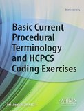 BASIC CPT/HCPCS CODING-EXERCISES        N/A edition cover
