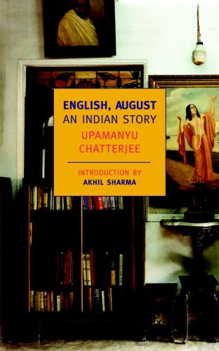 English, August An Indian Story  2006 edition cover