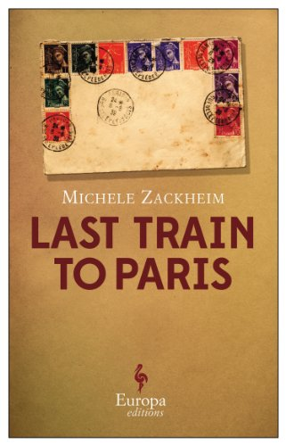 Last Train to Paris  N/A edition cover