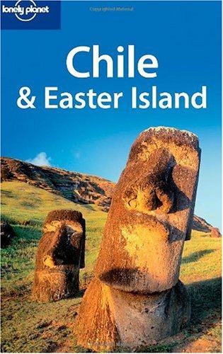 Chile and Easter Island  8th 2009 (Revised) 9781741047790 Front Cover