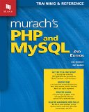 Murach's PHP and MySQL  2nd 2014 edition cover