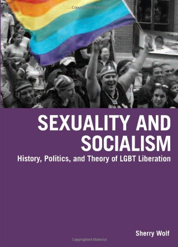 Sexuality and Socialism History, Politics, and Theory of LGBT Liberation  2009 edition cover