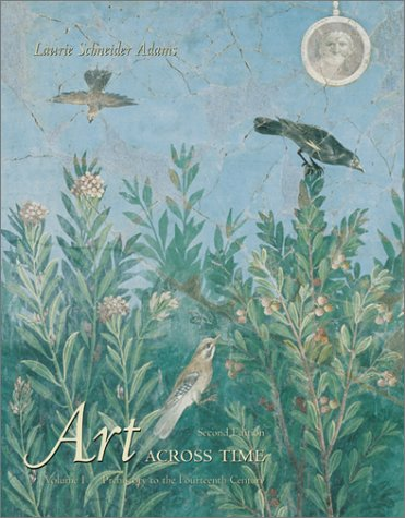 Art Across Time  2nd 2002 (Revised) edition cover