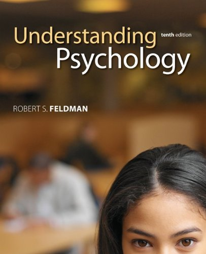Understanding Psychology  10th 2011 edition cover