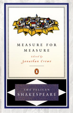 Measure for Measure   2000 (Revised) edition cover