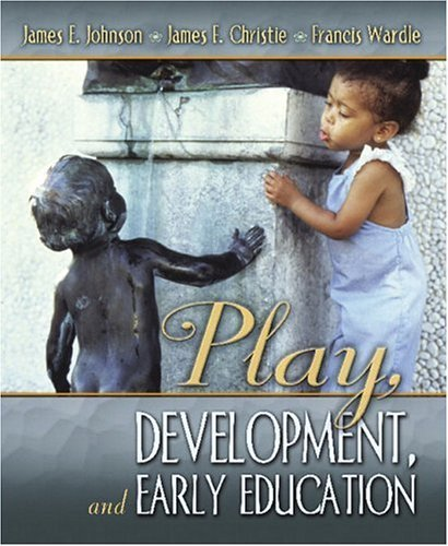 Play, Development and Early Education   2005 edition cover
