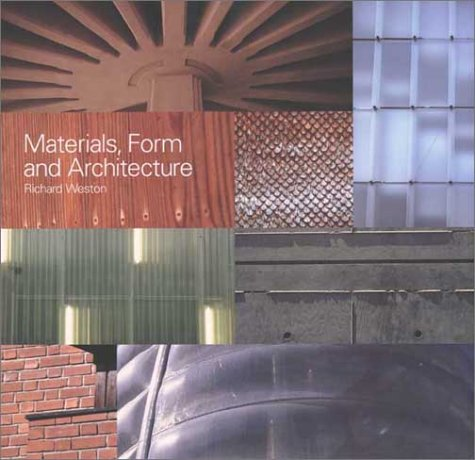 Materials, Form and Architecture   2003 edition cover