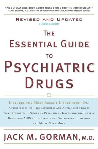 Essential Guide to Psychiatric Drugs  4th 2007 (Revised) edition cover