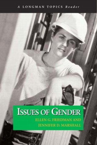 Issues of Gender   2004 edition cover