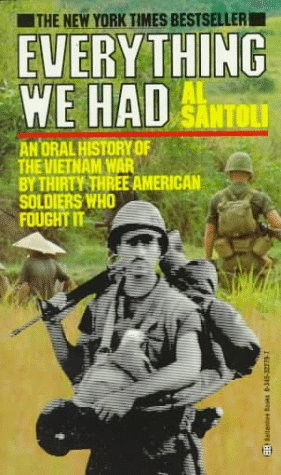 Everything We Had An Oral History of the Vietnam War  2006 edition cover