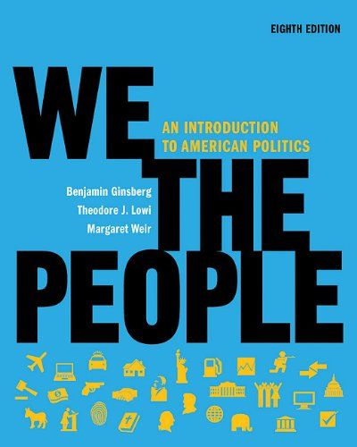 WE THE PEOPLE (PAPER) N/A edition cover