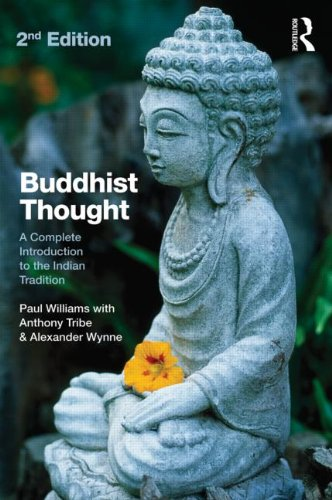 Buddhist Thought  2nd 2011 (Revised) edition cover