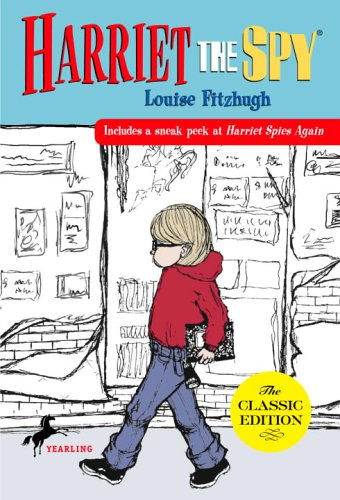 Harriet the Spy   1992 edition cover