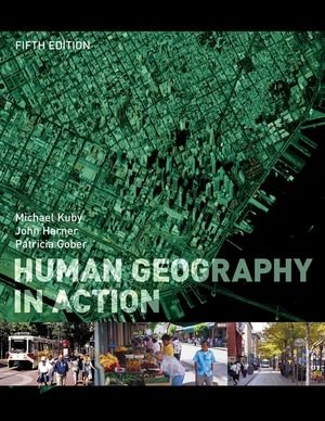 Human Geography in Action  5th 2010 edition cover