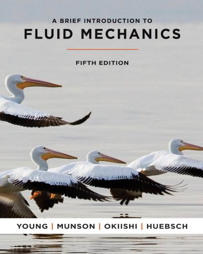 Brief Introduction to Fluid Mechanics  5th 2011 (Brief Edition) edition cover