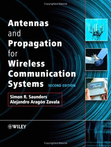 Antennas and Propagation for Wireless Communication Systems  2nd 2005 (Revised) 9780470848791 Front Cover