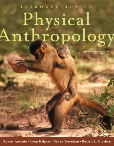 Introduction to Physical Anthropology 2009-2010 Edition  12th 2010 edition cover