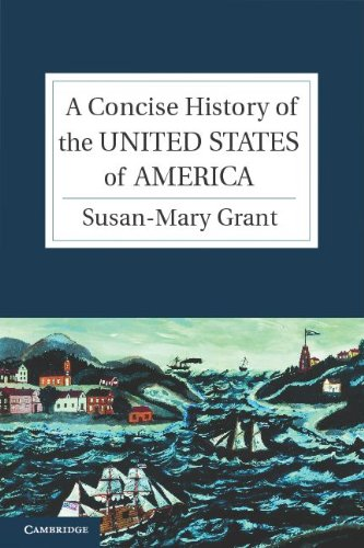 Concise History of the United States of America   2011 edition cover