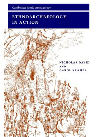 Ethnoarchaeology in Action   2001 edition cover
