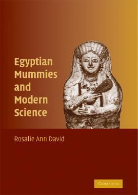 Egyptian Mummies and Modern Science   2008 9780521865791 Front Cover