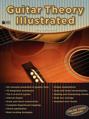 Guitar Theory Illustrated  N/A edition cover