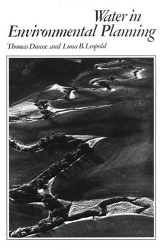Water in Environmental Planning   1978 edition cover
