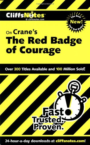 Crane's the Red Badge of Courage   2000 edition cover