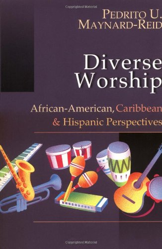 Diverse Worship African-American, Caribbean and Hispanic Perspectives  2000 edition cover