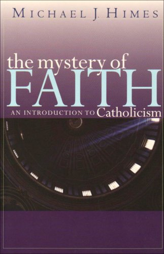 Mystery of Faith An Introduction to Catholicism  2003 edition cover