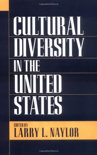 Cultural Diversity in the United States   1997 edition cover