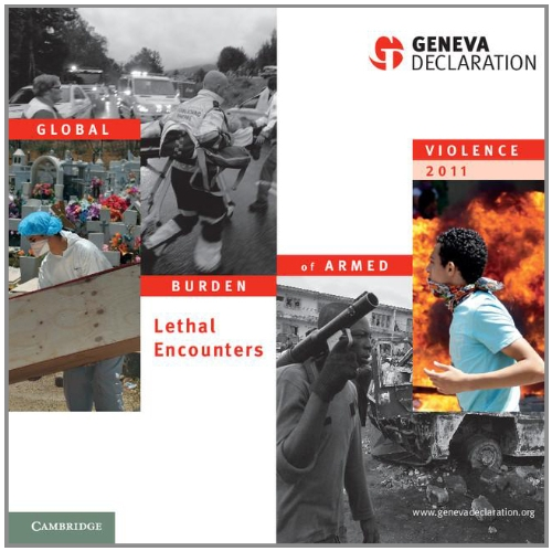 Global Burden of Armed Violence 2011 Lethal Encounters  2011 9781107606791 Front Cover