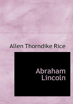 Abraham Lincoln N/A edition cover