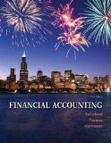 Financial Accounting with Connect Plus W/LearnSmart  3rd 2014 edition cover