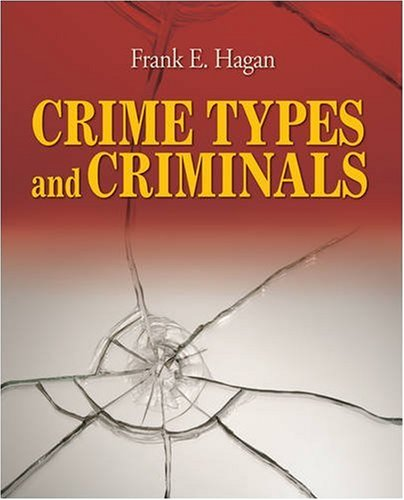 Crime Types and Criminals   2010 edition cover