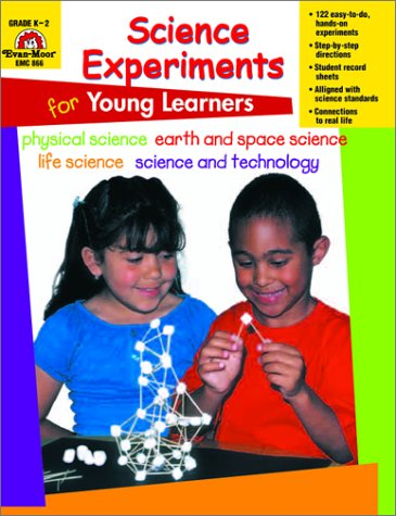 Science Experiments for Young Learners   2000 (Teachers Edition, Instructors Manual, etc.) edition cover