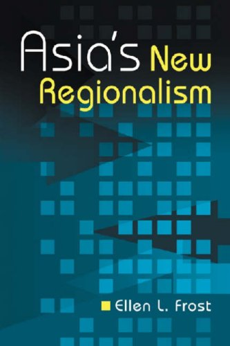 Asia's New Regionalism   2008 edition cover