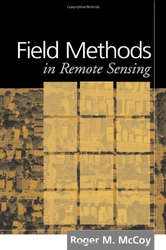 Field Methods in Remote Sensing   2005 edition cover