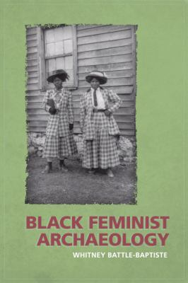 Black Feminist Archaeology   2011 edition cover