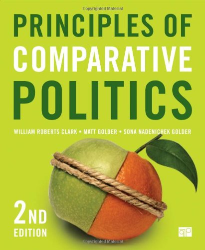 Principles of Comparative Politics  2nd 2013 (Revised) edition cover