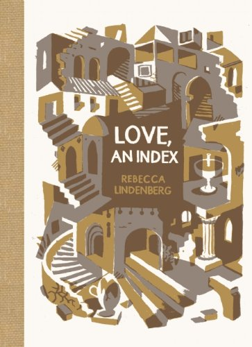 Love, an Index  N/A edition cover