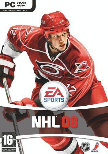 NHL 08 (PS2) PlayStation2 artwork