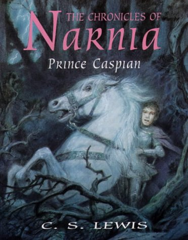 Prince Caspian (Chronicles of Narnia) N/A edition cover