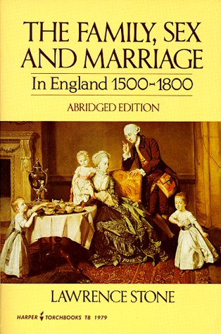Family, Sex, and Marriage 4th (Abridged) edition cover
