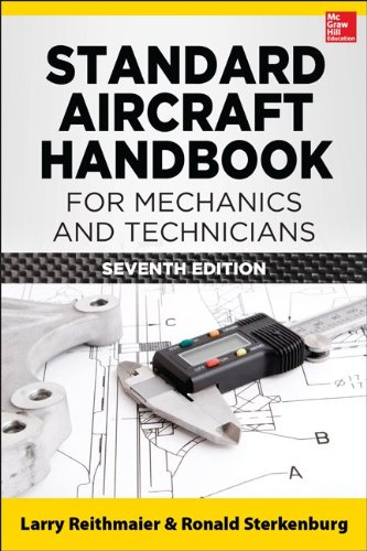 Standard Aircraft Handbook for Mechanics and Technicians:   2013 edition cover
