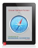 Introduction to Managerial Accounting:   2015 9780078025792 Front Cover