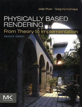 Physically Based Rendering From Theory to Implementation 2nd 2010 edition cover