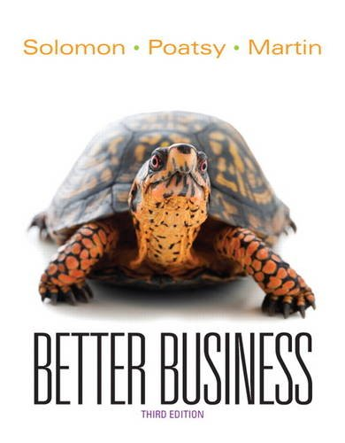 Better Business  3rd 2014 edition cover