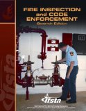 Fire Inspection and Code Enforcement  7th 2009 edition cover