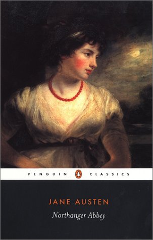 Northanger Abbey   2003 (Revised) edition cover